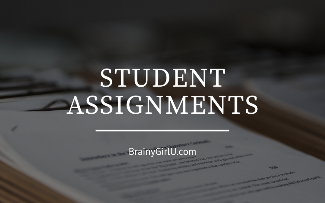 student assignments thinkific
