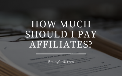 How Much Should I Pay My Affiliates For Course Sales?