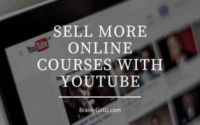 Sell More Online Courses with Youtube