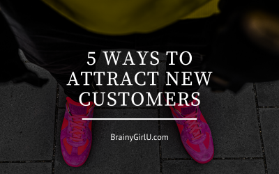 5 Ways to Attract New Customers